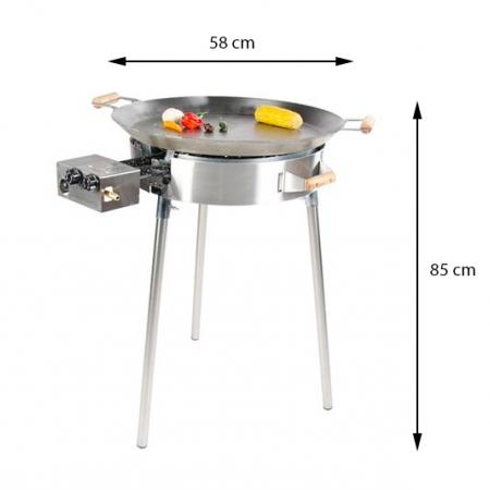 PRO-580 paeljas gatavašanas komplekts