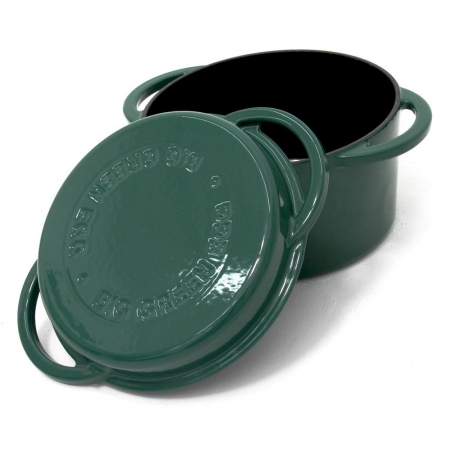 Apaļais Green holandiešu katls (L, XL, XXL)