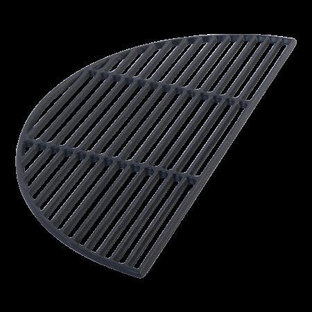 Čuguna pusmēness formas režģis (XL)